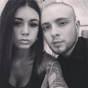 Диана Мелисон и Егор Крид