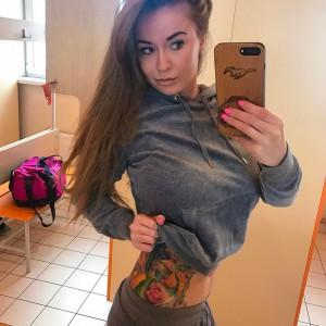 татуировки Софьи Темниковой