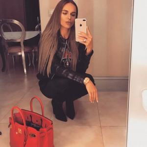 Российская певица Ханна