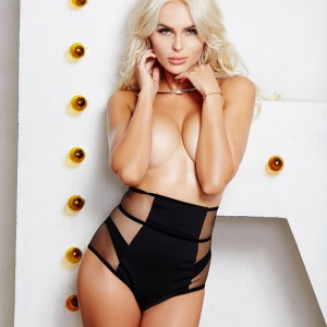 певица Ханна (Hanna) в журнале Maxim