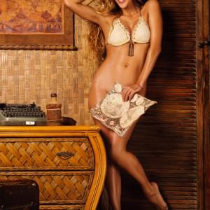Регина Тодоренко в журнале Maxim