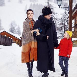 Ирена Понарошку с мужем