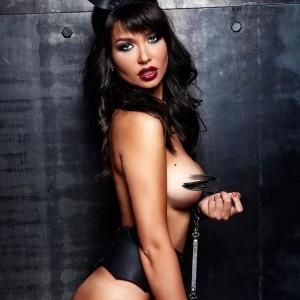 фотосессия Марии Лиман для журнала Playboy